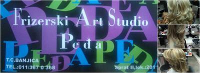 Frizerski Art Studio PEĐA